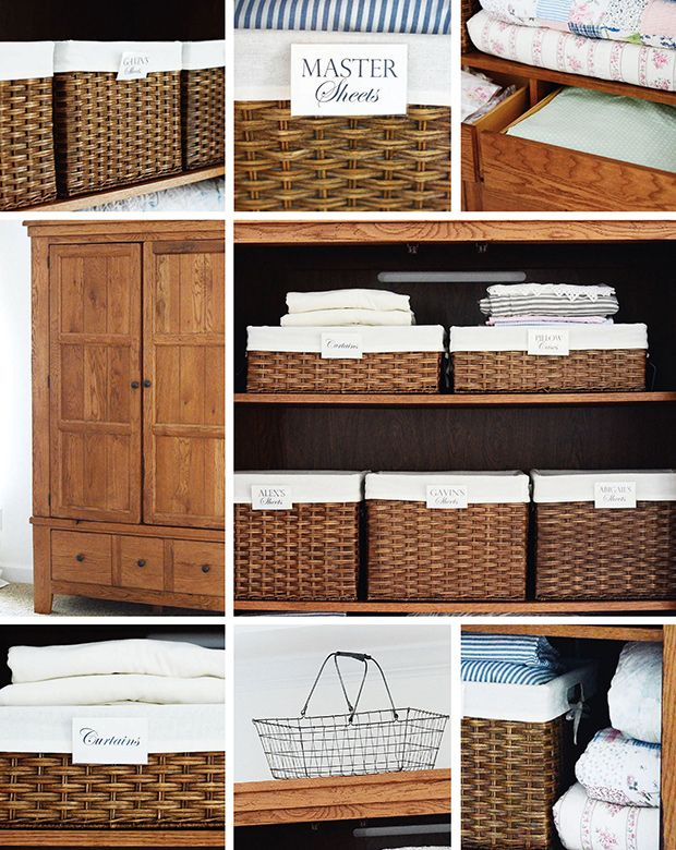 50 Organization Tips For Your Entire House