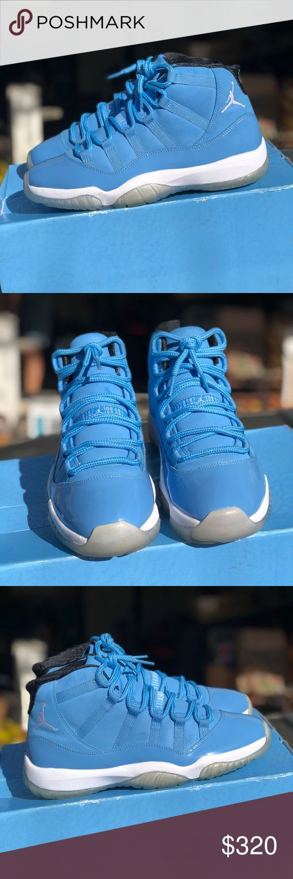 Air Jordan 11 'Pantone' Great Condition  OG All Jordan Shoes Sneakers