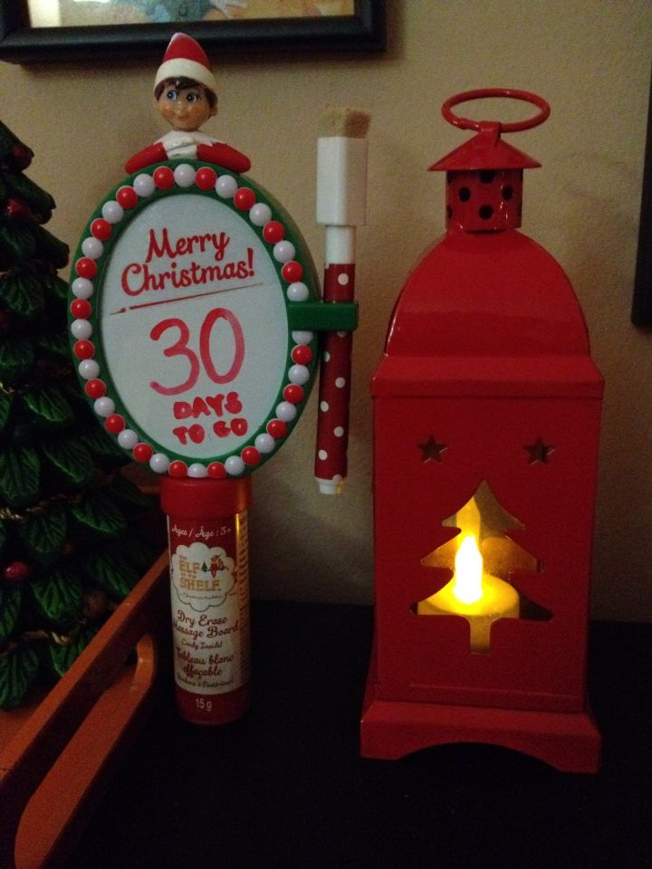 Christmas 2014 countdown