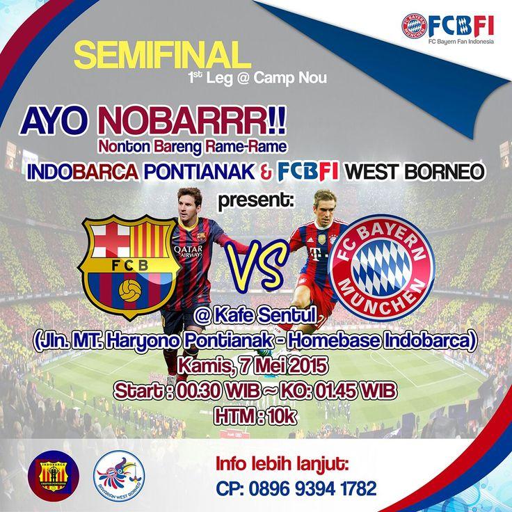 Nobar Bavarian West Borneo