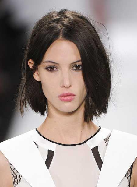 Hair Styles One Length Short