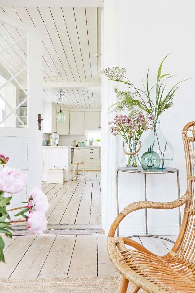 Time for Fashion » Decor Inspiration: Beach Cottage Style