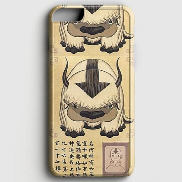 Appa Avatar The Last Airbender iPhone 7 Case Avatar the