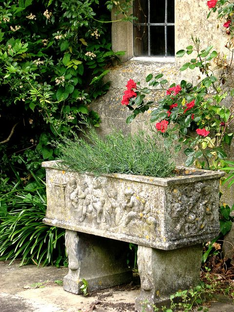 Stone Garden Planters And Troughs 78 best troughs images on pinterest garden ideas yard ideas and love the rectangular planter workwithnaturefo