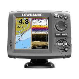 Sonda de pesca Lowrance Hook 5 GPS