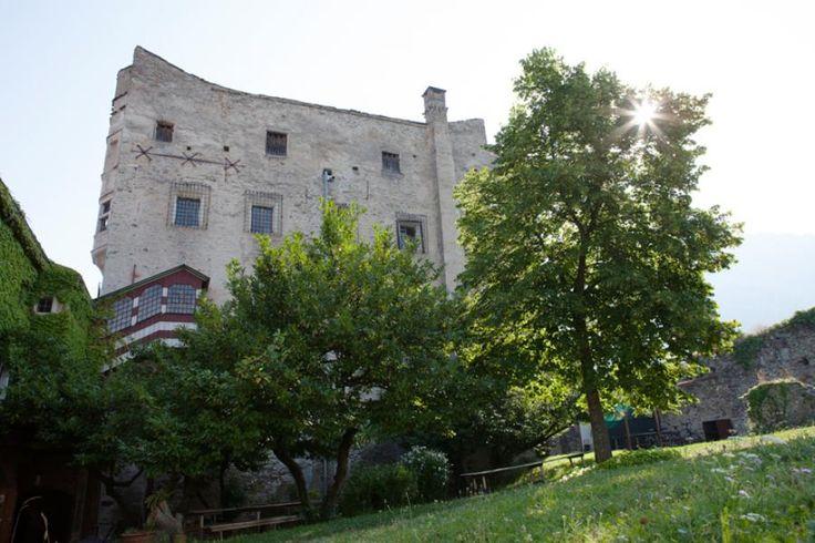 Castel Pergine – Garten