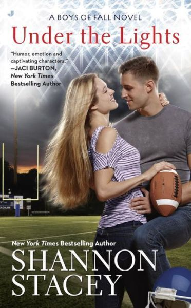 Under the Lights by Shannon Stacey at The Reading Cafe: http://www.thereadingcafe.com/under-the-lights-by-shannon-stacey-review-giveaway/