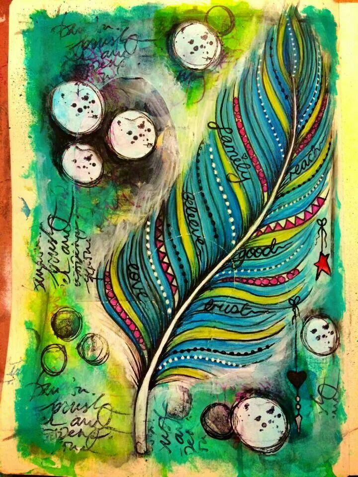 4936 Best Art Journal Inspirations Images On Pinterest
