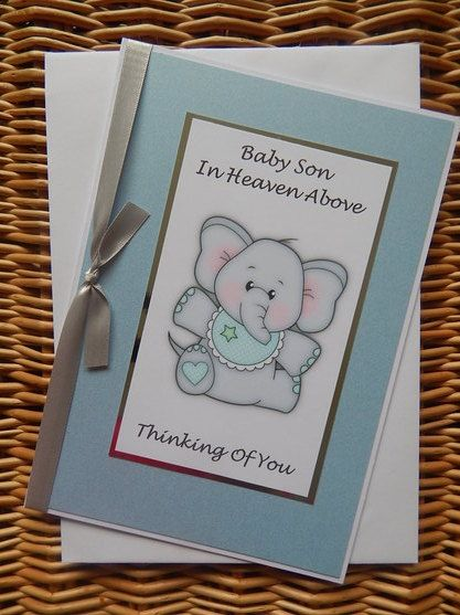 47 best ideas about baby loss sympathy cards on Pinterest ...