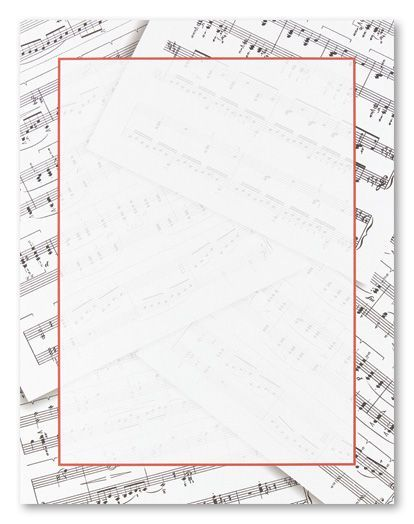 Free Music Borders Clip Art   music note border – Item 2   Vector Magz   Free Download Vector ...