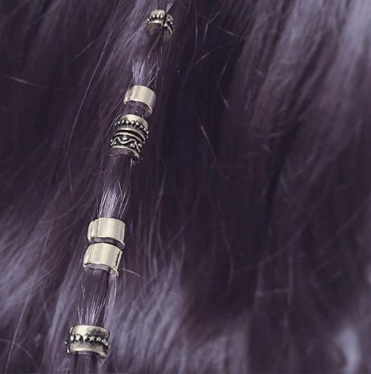 Wondrous 17 Best Ideas About Hair Beads On Pinterest Beads In Hair One Short Hairstyles Gunalazisus