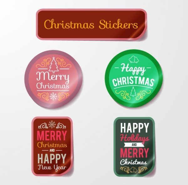 Round custom stickers - Get them printed in style - PrintingSolo.com