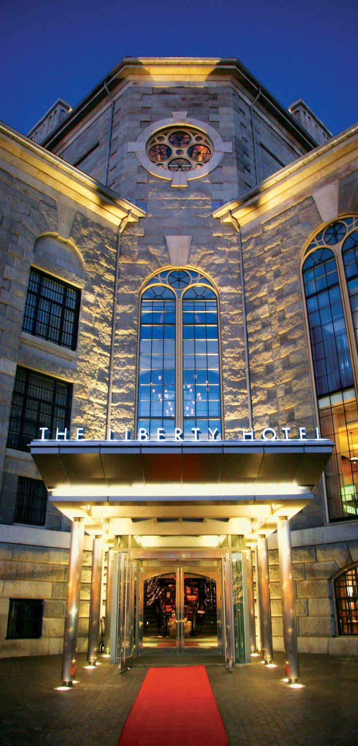 Easily search through all the liberty hotel boston reviews to quickly