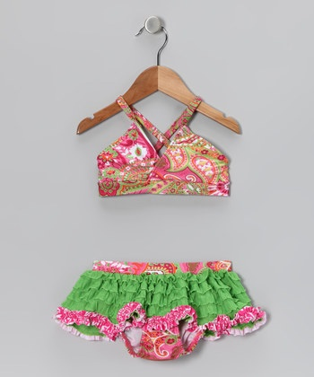 Frankie  Daisy swimwear~ adorable and high quality...this one will be at our pool this summer as well :)