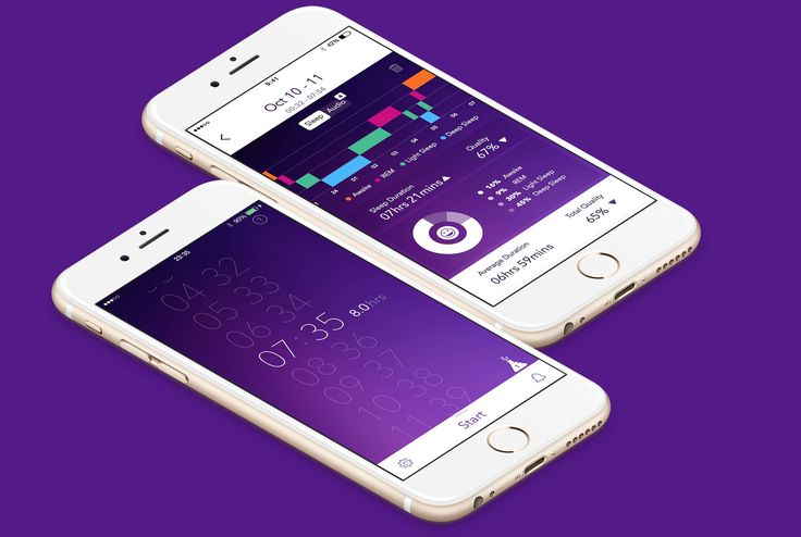 Pillow is the most advanced sleep tracking application to help you improve your sleep quality and wake up refreshed. #iphone #app #sleep