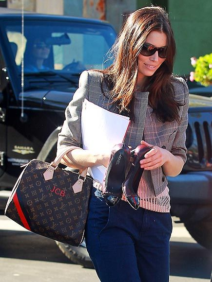 Monogrammed Louis Vuitton - YES