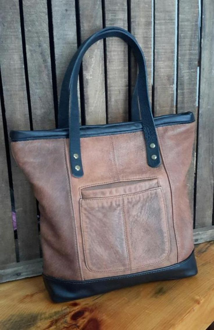 64 best bags from repurposed leather images on pinterest | diy