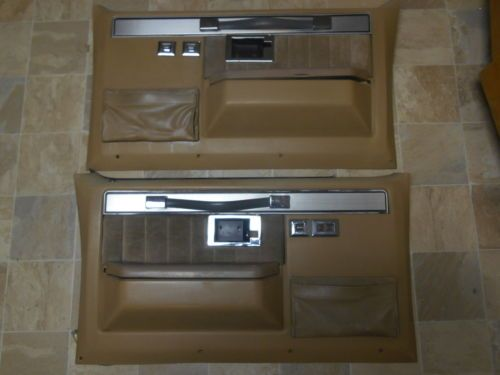 chevy gmc truck door panels power windows silverado sierra    rc bodies