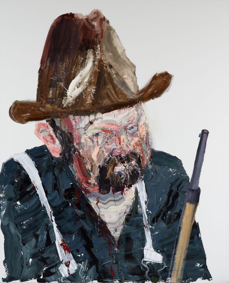 Paul Ryan: Cullen – been feudin :: Archibald Prize 2012 :: :: Art Gallery NSW