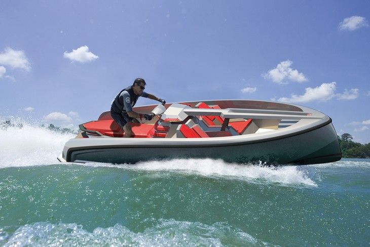 Vanquish Yacht repense le scooter des mers avec le nouveau Vanqraft 16