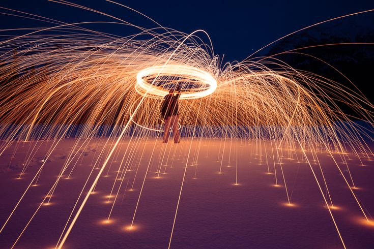 Building a Quiznee and Steel Wool Photography     Canadian Hiking Photography     Long-Exposure Shots and Lightpainting