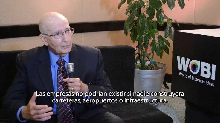 Entrevista a Philip Kotler sobre la importancia de la responsabilidad corporativa en el Foro Mundial de Marketing 2013