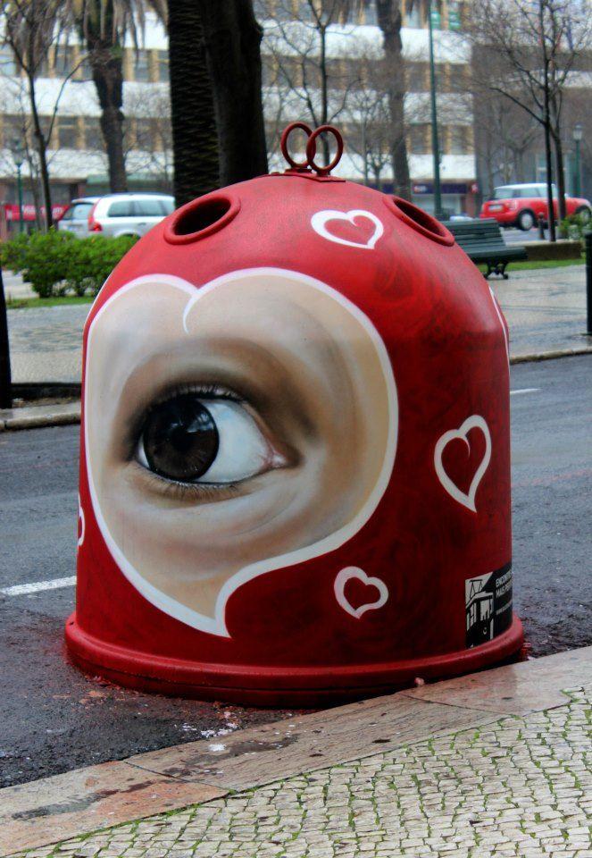 Robô | Urban-Art