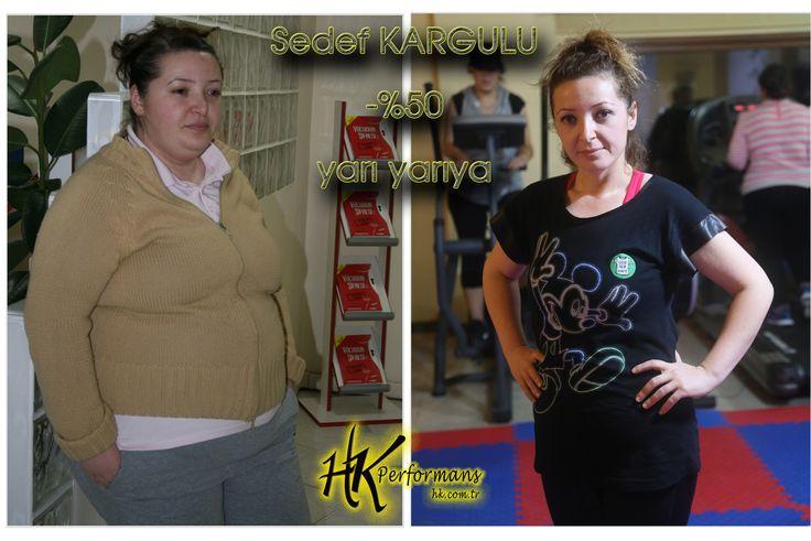 62 Kilo Zayıflama -%50 kilo verme Programı