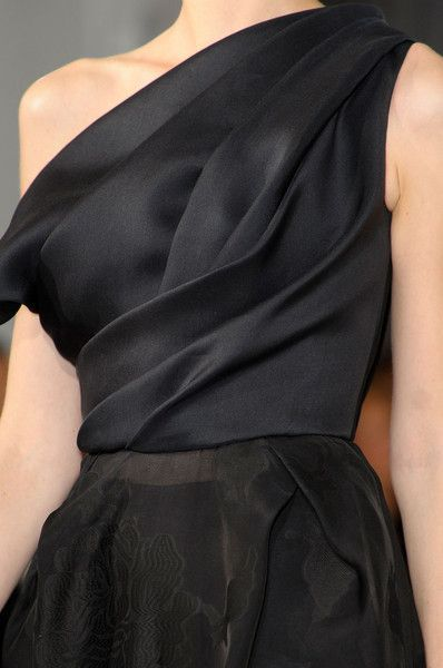 Christian Dior Spring 2012 #FashionDraping