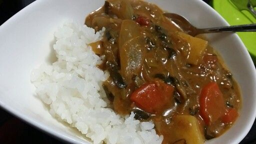 Japanese curry :)