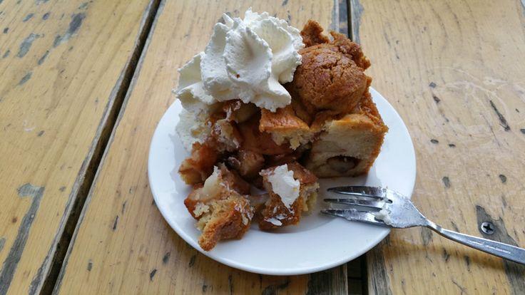Cafes mit dem leckersten Apfelkuchen in Amsterdam