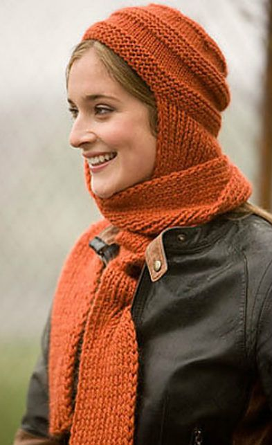 1119bb1a3d0 Knitting Pattern for Nomad Hat - Deeply textured cap hugs the head ...