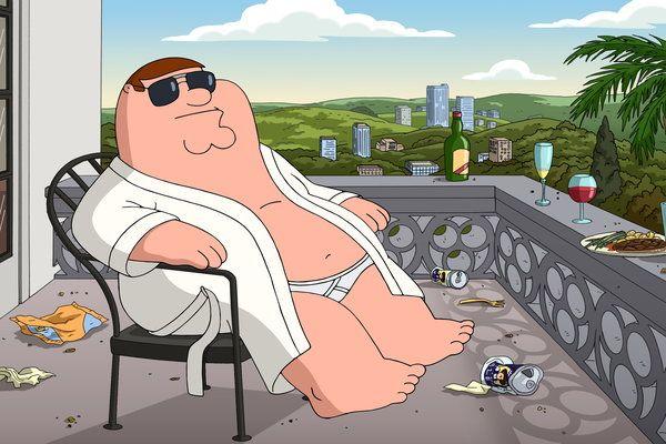 Watch Inside Family Guy - Family Guy Online | Stream on Hulu