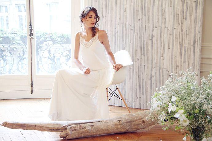 Amarildine - Créatrice de robes de mariée - Collection 2016 - Paris ...