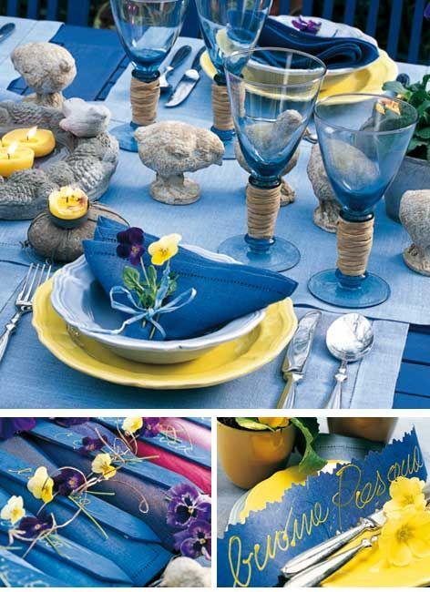 La Cucina Italiana - Tavola Pasqua giardino #TuscanyAgriturismoGiratola