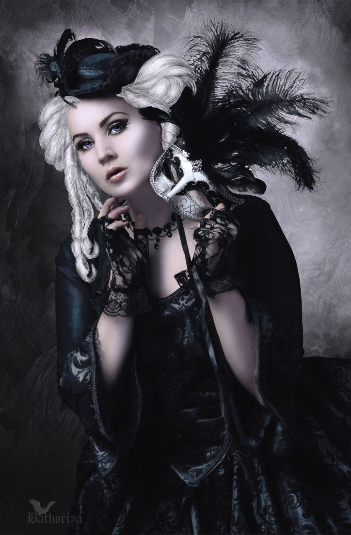 this neo victorian goth girl looks like stevie nicks. Black Bedroom Furniture Sets. Home Design Ideas