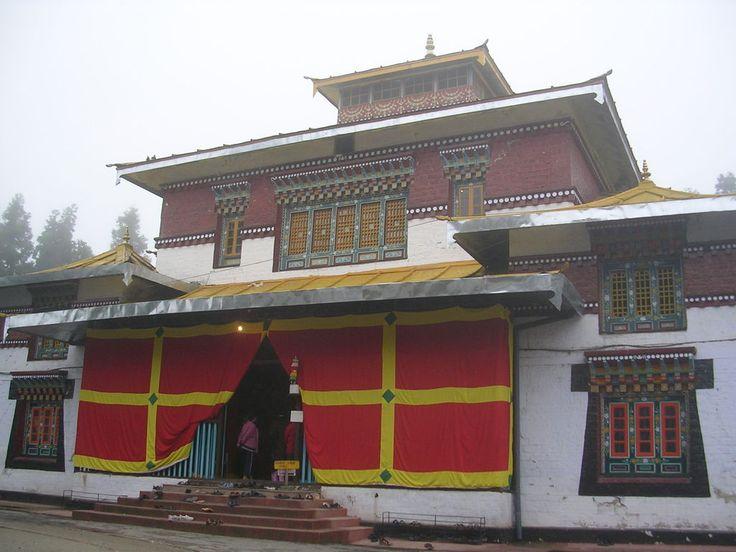 Enchey Monastery, Gangtok, Sikkim, India