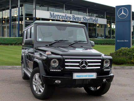 Used 2014 (64 reg) Obsidian Black Metallic Mercedes-Benz G Class for sale on RAC Cars