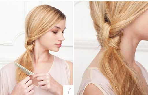 Easy hairdos that keep it out of your face