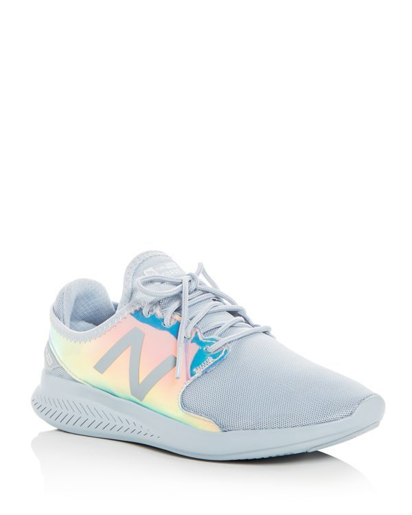 hot sale online 62b71 ee579 New Balance Womens Fuel Core Coast Lace Up Sneakers  Bloomingdales