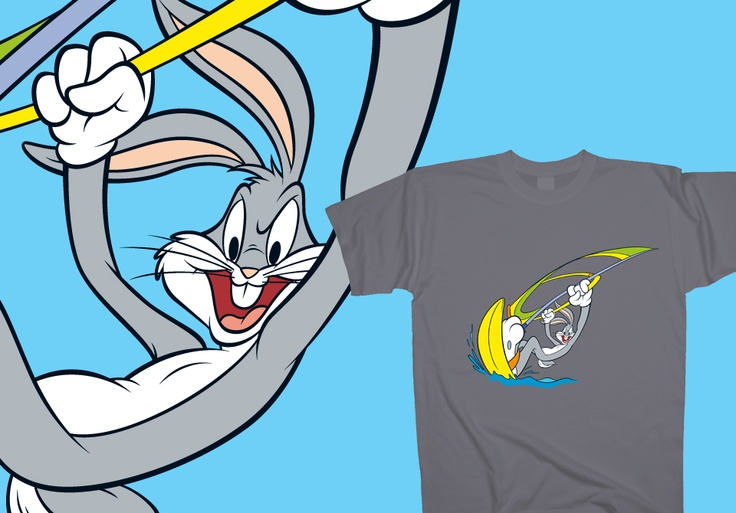 Go Bugs! Go!  http://www.toonshirts.com/products/looney-tunes/129-go-bugs-go
