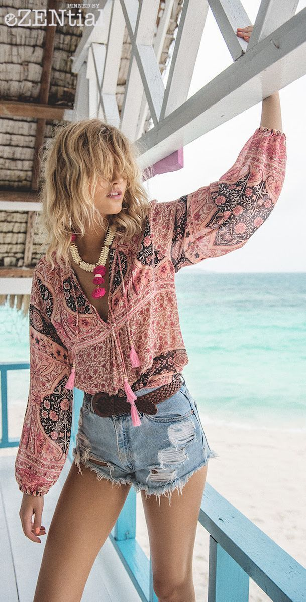 ╰ ☆ ╮Boho Chic Bohemian Boho Style Hippie Hippie Chic Bohème Mood Gypsy Fashion Indie Folk the 7th