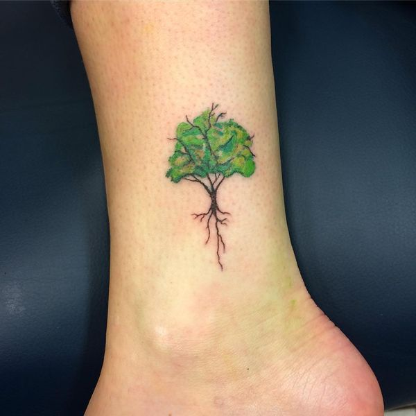 Image Result For Rowan Tree Tattoo Design Bonsai Tree Tattoos Tree Tattoo Tree Tattoo Small