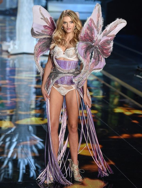 Victoria's Secret 2014 - pokaz w Londynie, fot. East News