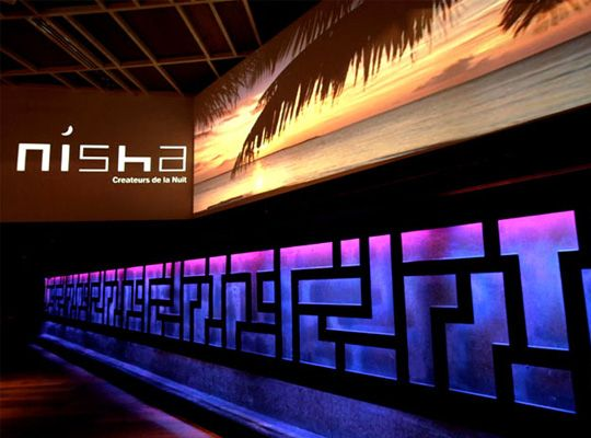 Nisha bar lounge acapulco mexico bars inspiration for Modern bar designs pictures