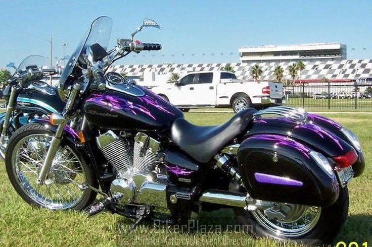 honda shadow for women | Honda Ladies Bikes