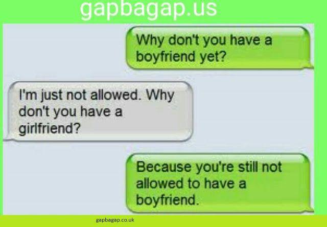 #Funny Text About Girlfriend vs. Boyfriend