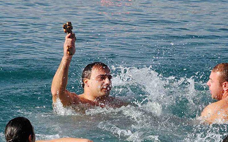 Ο αγιασμός των υδάτων… με ανέλπιστα καλές θερμοκρασίες σε όλη τη χώρα!