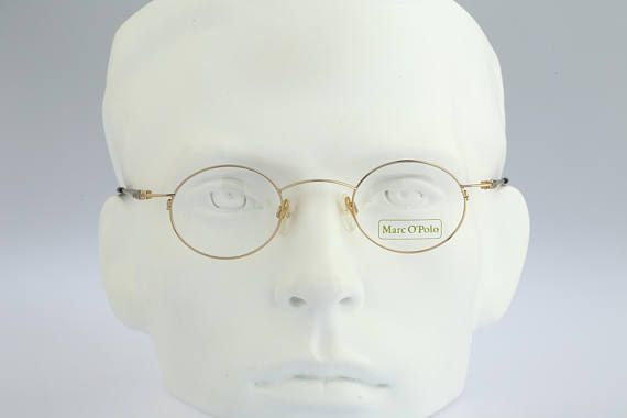Marc O'Polo 3382 689 Vintage small round eyeglasses 90s