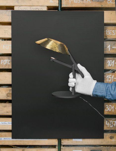 Hammer Lamp, переосмыслим лампу =) дизайн студия Big Game